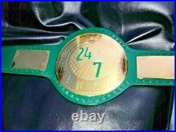 WWE 24/7 Championship Title Wrestling Belt Adult Size