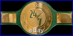 WWE 24/7 Championship Title Wrestling Belt Copy