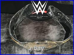 WWE ATTITUDE ERA CHAMPIONSHIP WRESTLING BELT 4mm CASTED 3D PLATES WWF WORLD WCW