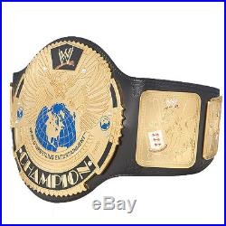 Wwe Attitude Heavyweight Championship Adult Size Metal Replica Belt With Case