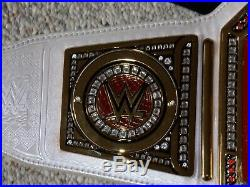 WWE AUTHENTIC RAW WOMENS CHAMPIONSHIP METAL ADULT REPLICA TITLE BELT becky lynch