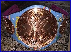 WWE Adult Metal New Day Exclusive Championship Replica Belt (2017)