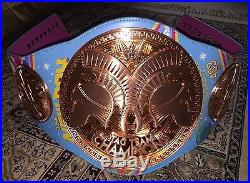 WWE Adult Metal New Day Exclusive Tag Team Championship Replica Belt (2017)