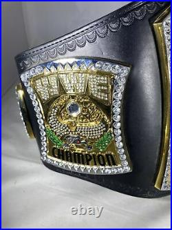 WWE Adult SIZE Spinner Belt REPLICA CHAMPIONSHIP TITLE JOHN CENA Official 2011