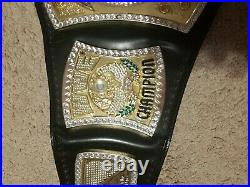 WWE Adult SIZE Spinner Belt REPLICA CHAMPIONSHIP TITLE JOHN CENA Official 2011