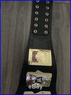 WWE Adult Sized Cruiserweight Championship Replica Belt