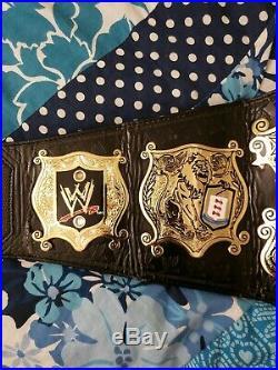 WWE Adult Undisputed Championship Title Belt