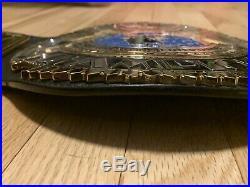 WWE Attitude Era 4mm Championship Replica Belt Adult Rare