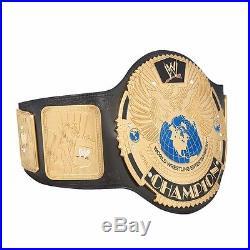 WWE Attitude Era Championship Adult Size withMetal Plates Title Belt