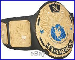 WWE Attitude Era Championship Replica Title Belt Premium Look Cow hide Leather