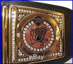 WWE Authentic Championship belt replica adult size