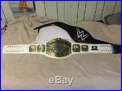 WWE Authentic Intercontinental Championship Adult Size Replica Title Belt (2014)