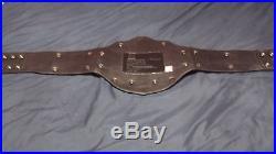 WWE BIG GOLD CHAMPIONSHIP BELT REPLICA FIGURES TOY WORLD HEAVYWEIGHT WCW WWF 2mm