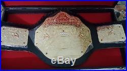 WWE BIG GOLD World Heavyweight Championship Adult Replica Belt
