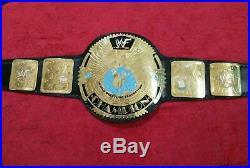 WWE Big EAGLE World Wrestling Entertainment Championship Adult Replica Belt wwf