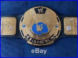 WWE Big Eagle Attitude Era Championship Replica Title Belt