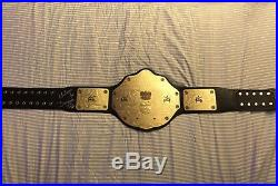 WWE Big Gold Heavyweight Championship Belt Adult