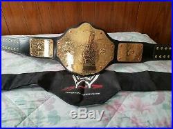WWE Big Gold Heavyweight Championship COMMEMORATIVE Title Belt