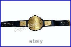 WWE Big Gold World Heavyweight Wrestling Championship Belt