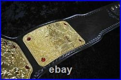WWE Big Gold World Heavyweight Wrestling Championship Replica Belt WCW Big Size