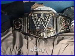 WWE Big Logo V3 Replica Championship Belt