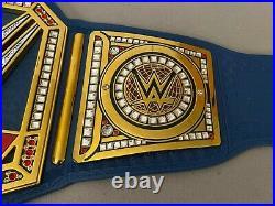 WWE Blue Universal Championship WWEShop REPLICA BELT