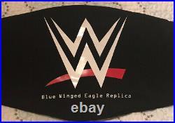 WWE Blue Winged Eagle Replica Title Belt