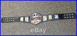 WWE CHAMPIONSHIP BELT/United State Champion/Rare Hard To Find/41.5 x 7