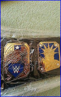 Wwe Commemorative United States Championship Title Belt
