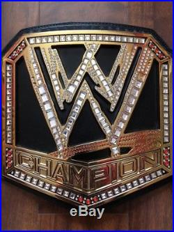 WWE Championship (2013-2014) Adult Size Replica Belt