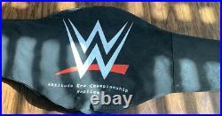 WWE Championship Belt-Attitude Era