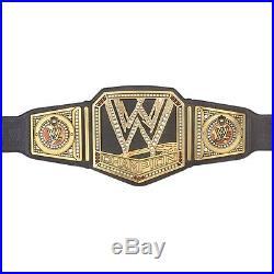 WWE Championship Commemorative Professional Title Belt, (Fits up to 46 Waist)
