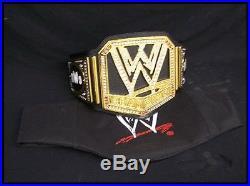 WWE Championship Replica NWO Title Belt
