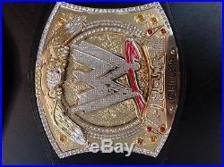 WWE Championship Replica Spinner Belt John Cena