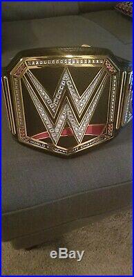 WWE Championship Replica Title Belt (2014)