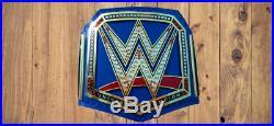 WWE Championship Replica Title Belt Blue (2014)