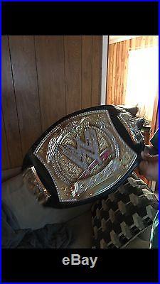 WWE Championship Replica Title Belt John Cena Spinner