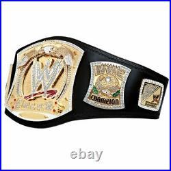 WWE Championship Spinner 4mm Replica Title Wrestling Belt