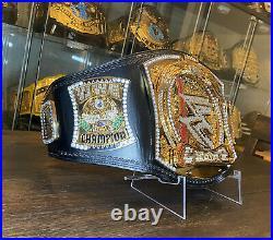 WWE Championship Spinner Adult Full Size Replica Title Belt John Cena Edge