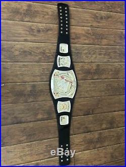 WWE Championship Spinner Belt (2005-2013) Adult Replica