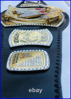WWE Championship Spinner Wrestling Title Belt Replica