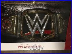 WWE Championship Title Belt REAL Authentic Raw / Smackdown Adult WWF