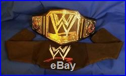 WWE Championship Title Replica Belt HIGH QUALITY Figures Toy Co. 2013 NO RESERVE