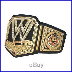 WWE Championship Ultra Deluxe Adult Size Replica Belt Adult Size Metal (2013)