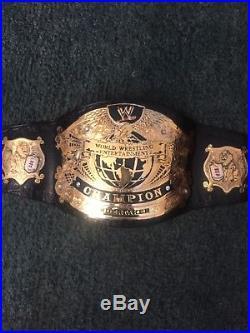 WWE Championship Undisputed Replica Title Belt