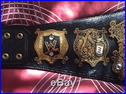 WWE Championship Undisputed Replica Title Belt