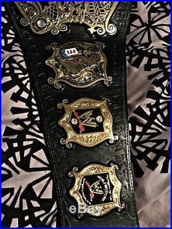 WWE Championship Undisputed V2 Replica Title Belt
