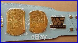 WWE Classic Gold Winged Eagle Championship 4 MM thick plated Replica Belt Adult