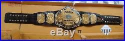 WWE Classic Gold Winged Eagle Championship replica Belt Adult Size Title Belt