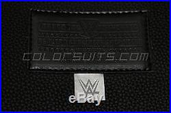 WWE Classic Intercontinental Championship Replica Belt Yellow Title 4mm Warrior